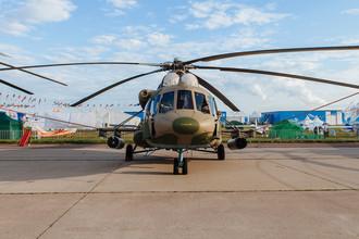 Второй день работы авиасалона МАКС-2017 в подмосковном Жуковском, 19 июля 2017 года