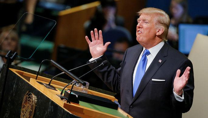 Трамп хочет десятикратно увеличить ядерный арсенал США