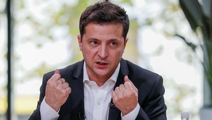 «Афера века»: Зеленский напугал Украину дефолтом