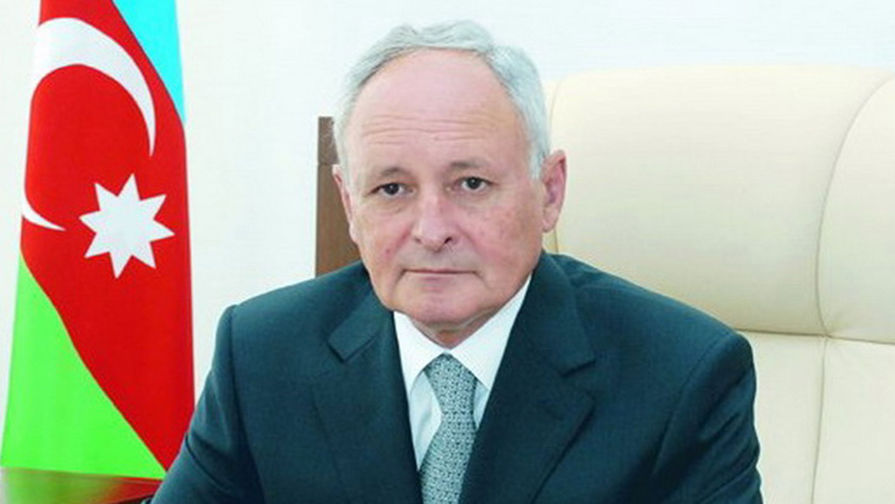 Министр здравоохранения Азербайджана Октай Ширалиев