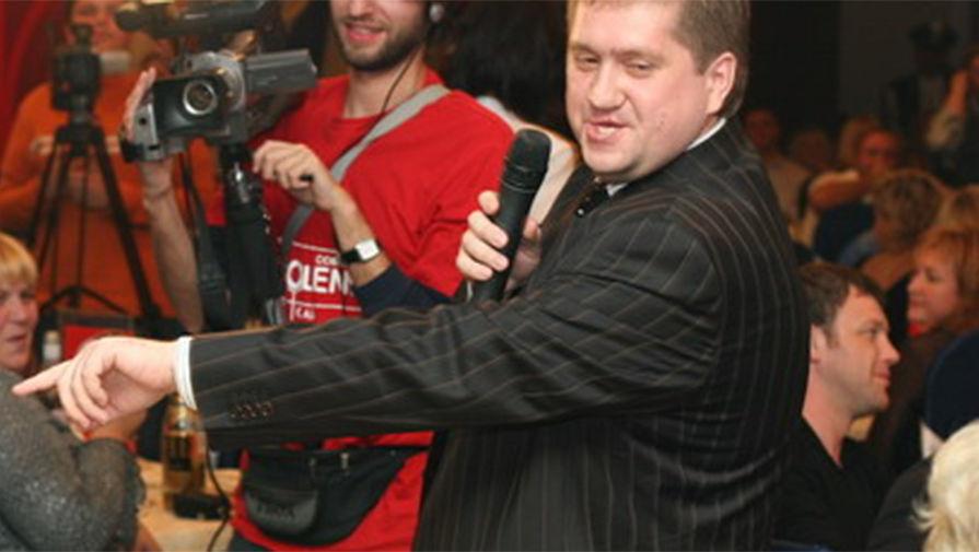 директор уральских пельменей лютиков алексей фото