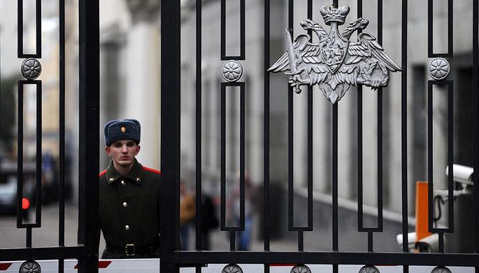 Военных прокуроров оставят без Минобороны