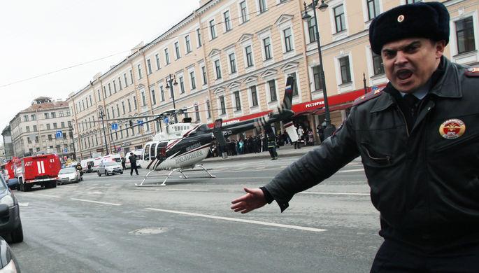 Спортсмены и деятели спорта выразили солидарность с пострадавшими при взрыве в метро Санкт-Петербурга