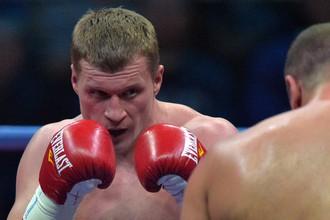 Летом Александр Поветкин вновь увидит перед собой соперника