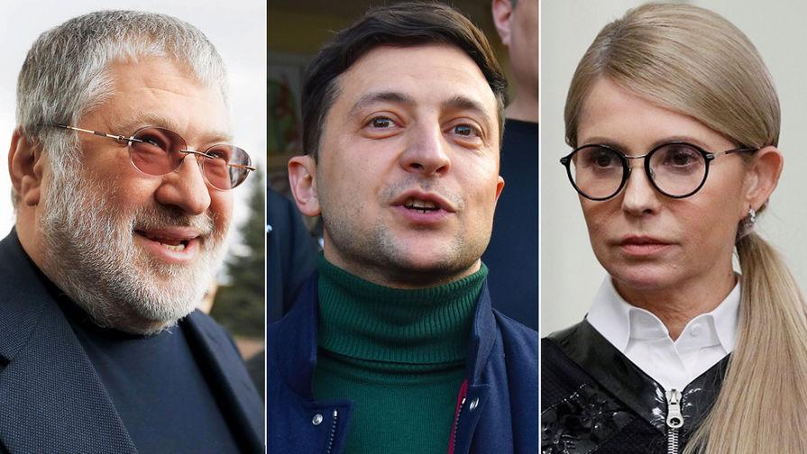 Украинские СМИ опубликовали прослушку Тимошенко и Коломойского