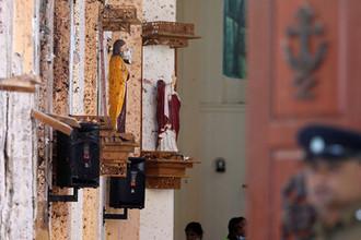 Последствия взрывов на Шри-Ланке, 21 апреля 2019 года