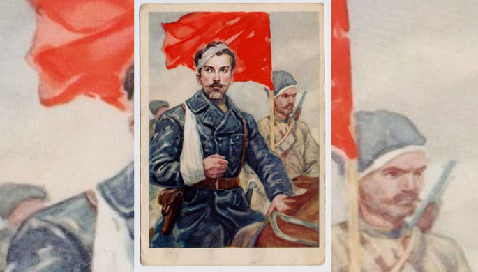 «Голова обвязана, кровь на рукаве»: как погиб комдив Щорс