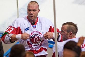 Яблонски стал капитаном «Витязя»