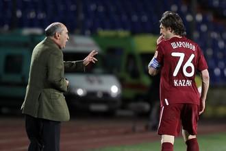 «В матче с «Атлетико» «Рубину» будет не хватать Романа Шаронова»