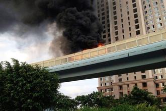 В результате поджога пассажирского автобуса в китайском городе Сямэнь погибли как минимум 47 человек