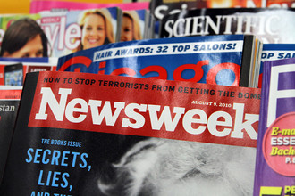 Владельцем журнала Newsweek стала корпорация IBT Media