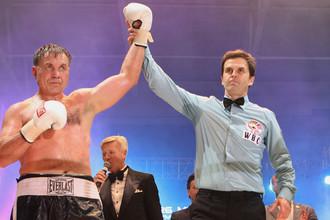 44-летний Олег Маскаев одержал победу над Дэнни Уильямсом