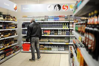 Более половина потребляемой алкогольной продукции в России – фальсификат