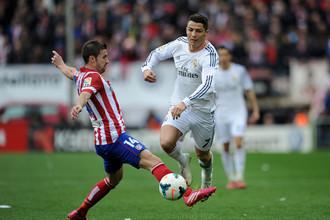 Габи и Криштиану Роналду забили по мячу в мадридском дерби