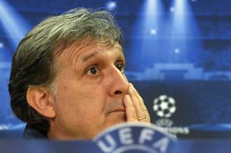 Наставник «Барселоны» Херардо Мартино по достоинству оценил соперника по 1/8 финала Лиги чемпионов — «Манчестер Сити»