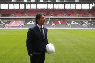 Новый главный тренер и новый стадион должны поспособствовать прогрессу «Спартака» в новом сезоне