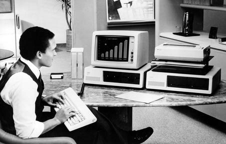 Первому массовому персональному компьютеру IBM PC исполняется 33 года