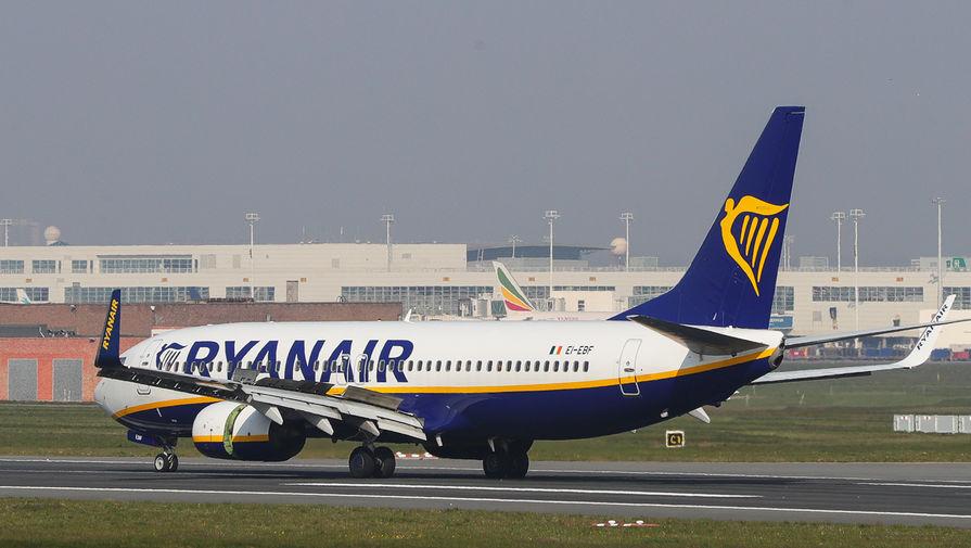 В Польше не исключили участие России в посадке рейса Ryanair в Минске