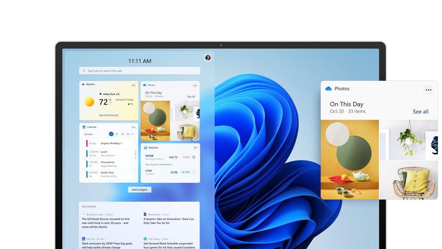 Microsoft слила дату релиза Windows 11