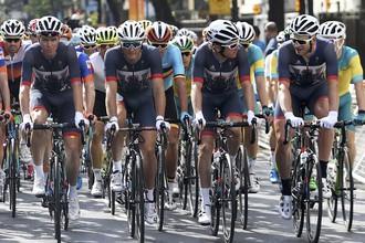 Шоссейный велоспорт на Олимпийских играх в Рио