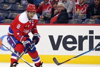 Александр Овечкин, чтобы добраться до игры, полез дома через забор, но огорчить «Нью-Джерси» на льду не сумел