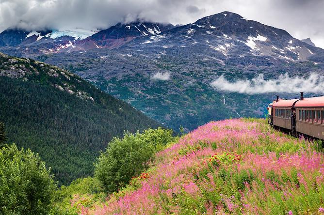 Скагуэй, Аляска