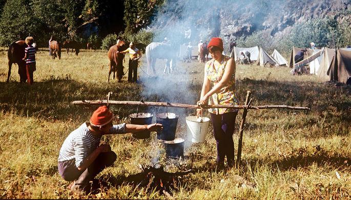 Невыездные, дикари и походники: как отдыхали в СССР