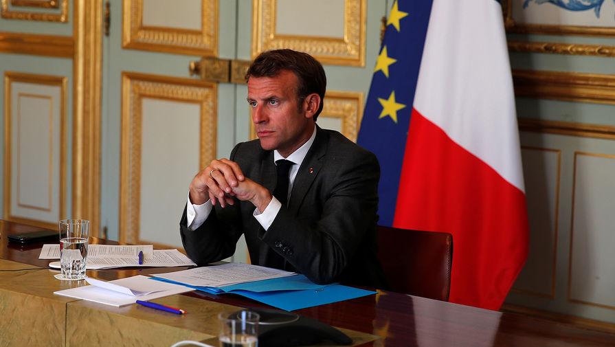 Макрон назвал основные задачи нового правительства Франции