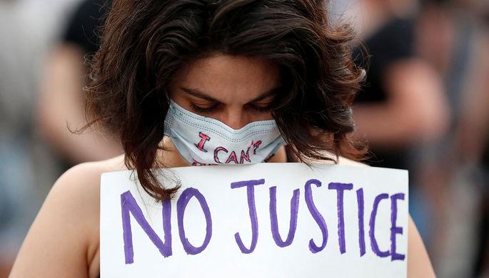 «Мы беззащитны»: звезды об убитом полицией афроамериканце