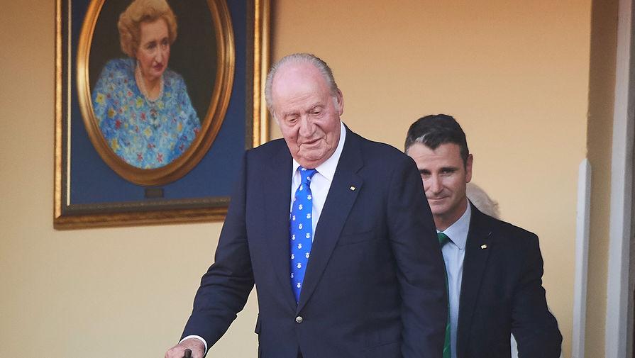Стало известно, куда уехал бывший король Испании из-за скандала о коррупции