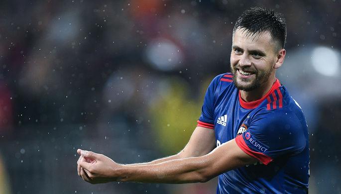 Георгий Щенников посвятил победу над «Янг Бойз» и свой гол рождению второго ребенка