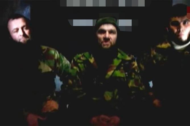 Одно из видеообращений Доку Умарова, 2011 год