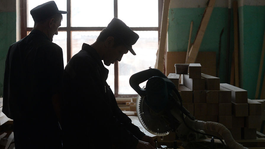 ФСИН объяснила зарплату заключенного в 220 тысяч рублей