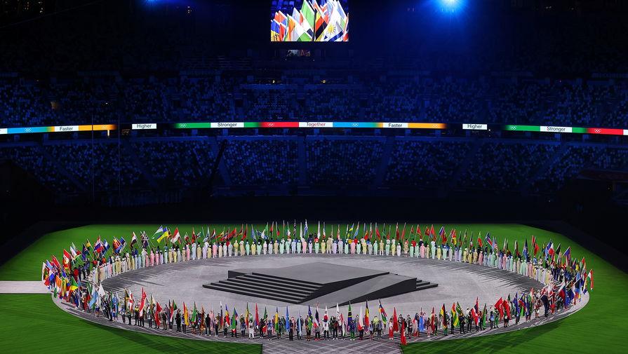 Определился итоговый медальный зачет Олимпиады-2020