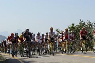 Велоспорт на Олимпийских играх в Рио