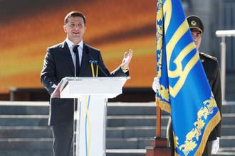 Зеленский выступил на Дне независимости Украины