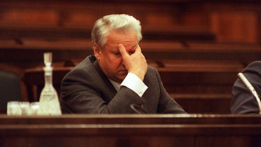 Бывший вице-премьер рассказал об отказе Ельцина присоединять Крым