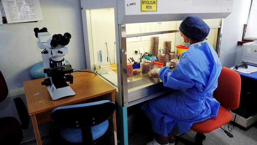 В Турции зафиксирован максимальный за почти 3 месяца прирост случаев COVID-19