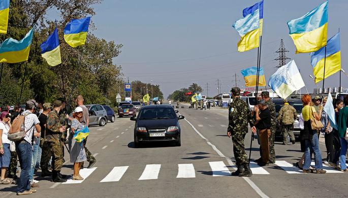 Крым пойдет в ООН из-за украинской водной блокады