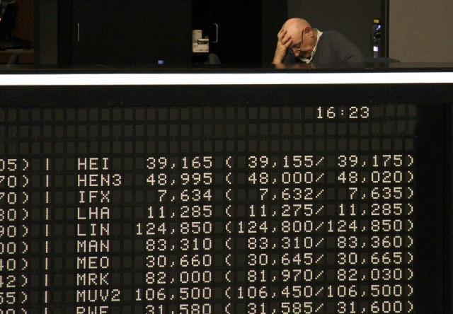 Обвалы американского рынка акций спровоцированы высокой скоростью автоматизированных торгов