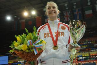 Софья Великая готова побороться за олимпийскую награду