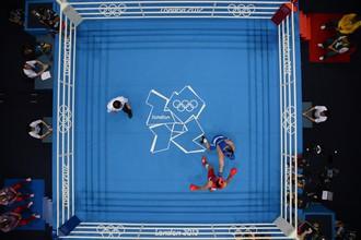 Российские боксеры завоевали одно золото на Олимпиаде в Лондоне