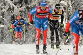 Александр Легков за 20 дней за старта ЧМ по лыжным видам спорта