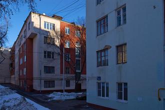 Дома Буденовского поселка в центре Москвы