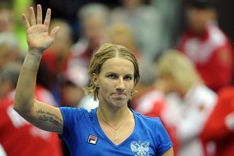Светлана Кузнецова вышла во второй раунд «Ролан Гарроса»