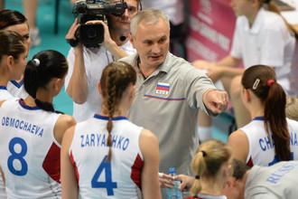 Юрий Маричев сумел настроить своих подопечных на победу