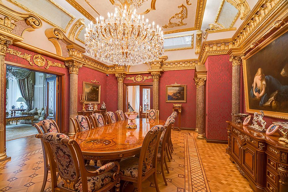 купить особняк на рублевке в москве цены дом