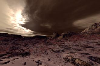 В марсианские хроники вторглось цунами