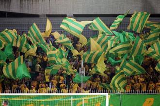 Болельщики ФК «Кубань»
