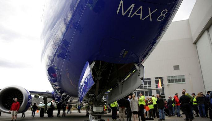 S7 остановила эксплуатацию Boeing 737 MAX